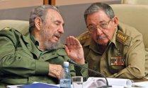 Fidel y Raúl